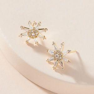 Soleil Post Earrings